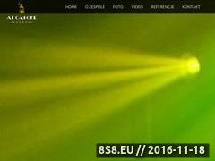 Miniaturka domeny www.alcaponeband.pl