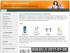 Miniaturka domeny alegro.adspark.pl