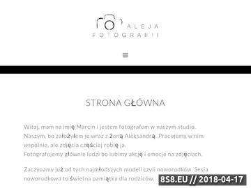 Zrzut strony Sesja zdjęciowa ciążowa, noworodkowa oraz dziecięca