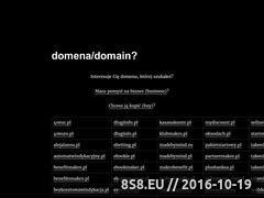 Miniaturka domeny alejalansu.pl