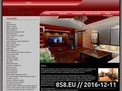 Miniaturka domeny www.alejamebli.pl
