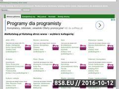 Miniaturka domeny www.alekatalog.pl