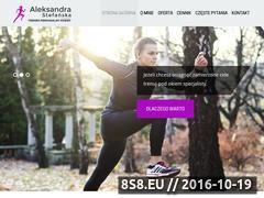 Miniaturka domeny aleksandrastefanska.pl