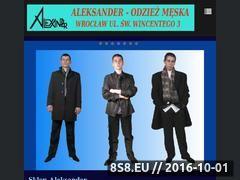 Miniaturka domeny www.aleksc.republika.pl
