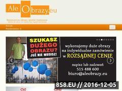 Miniaturka domeny aleobrazy.eu
