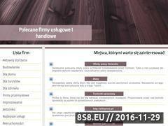 Miniaturka domeny alepodlogi.pl