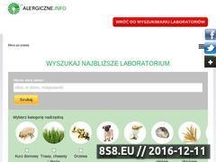 Miniaturka domeny alergiczne.info
