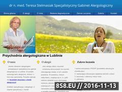 Miniaturka domeny alergolog.lublin.pl
