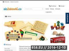 Miniaturka domeny alezabawki.co