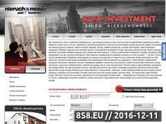 Miniaturka domeny www.alfa-investment.pl