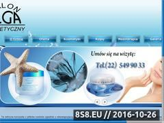 Miniaturka domeny www.alga.waw.pl