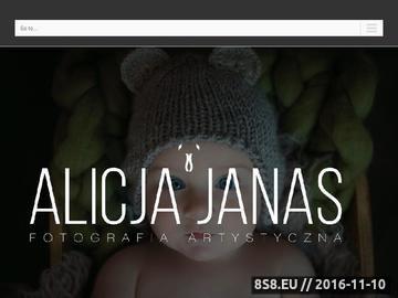 Zrzut strony Fotograf Poznań Alicja Janas