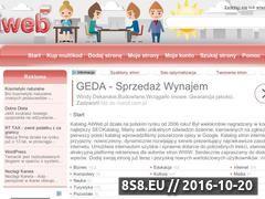 Miniaturka domeny aliweb.pl