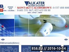 Miniaturka domeny alkater.pl