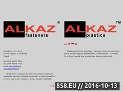 Miniaturka domeny alkaz.info