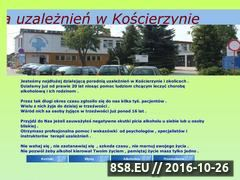 Miniaturka Poradnia uzależnień w Kościerzynie (www.alkoholik-koscierzyna.pl)