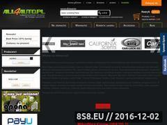 Miniaturka domeny www.all4auto.pl
