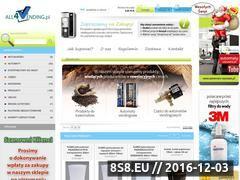 Miniaturka domeny www.all4vending.pl