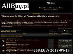 Miniaturka domeny allbuy.pl