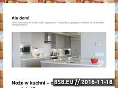 Miniaturka domeny alledom.pl