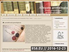 Miniaturka domeny allegata.pl