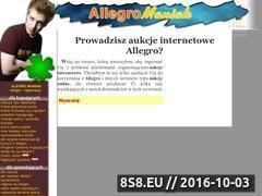 Miniaturka domeny allegro.mikroprogramy.pl