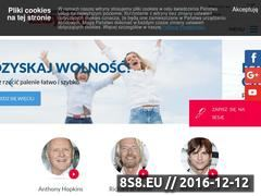 Miniaturka domeny www.allen-carr.pl