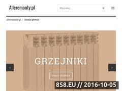 Miniaturka domeny www.alleremonty.pl