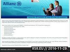 Miniaturka domeny www.allianz.legnica.pl