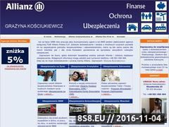 Miniaturka domeny www.allianzwroclaw.com.pl