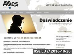 Miniaturka domeny www.allies.com.pl
