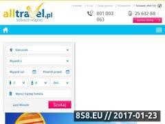 Thumbnail of Biuro podróży Mińsk Mazowiecki Website