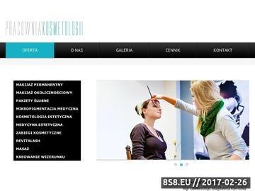 Zrzut strony Szczecin - makijaż permanentny - Allure