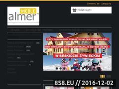 Miniaturka domeny www.almerkids.pl