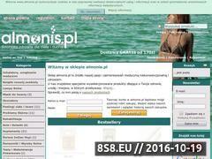 Miniaturka domeny www.almonis.pl