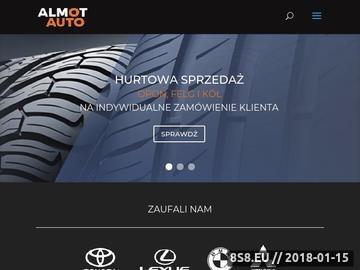 Zrzut strony Felgi aluminiowe Almot