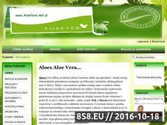 Miniaturka domeny aloevera.net.pl