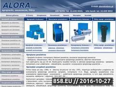 Miniaturka domeny www.alora.pl