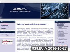 Miniaturka domeny alsmart.pl