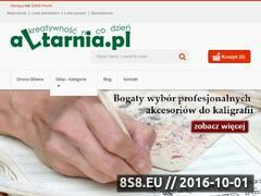 Miniaturka domeny altarnia.pl