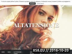 Miniaturka domeny altatensione.pl
