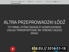 Miniaturka domeny www.altra-lodz.pl