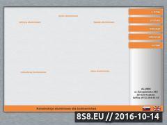 Miniaturka domeny www.alumix.pl