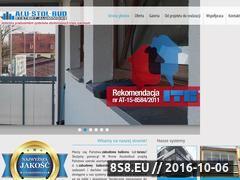 Miniaturka domeny www.alustolbud.pl
