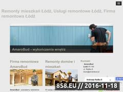 Miniaturka domeny amarobud.pl