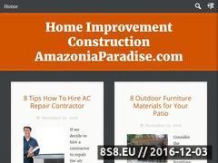 Miniaturka domeny amazoniaparadise.com