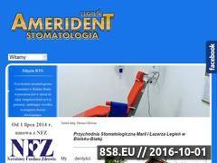 Miniaturka domeny amerident.pl