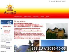 Miniaturka domeny www.amerigo.com.pl