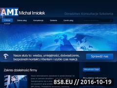 Miniaturka domeny ami-firma.pl