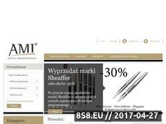 Miniaturka domeny www.ami.net.pl